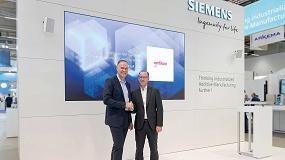 Foto de Oerlikon AM y Siemens colaboran para digitalizar la fabricación aditiva