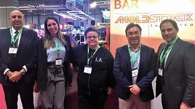 Foto de Destacada participación de Moldstock Logística en Logistics Madrid 2019