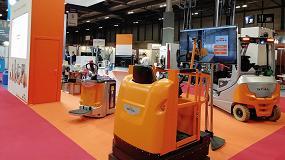 Foto de STILL presenta sus productos y tecnología en Logistics & Distribution