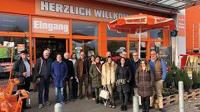 Foto de AFEB organiza una visita a los principales puntos de venta de ferretería y bricolaje en Alemania