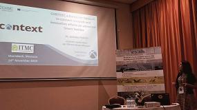 Foto de La AEI Tèxtils ha estado en Marruecos participando en el congreso ITMC