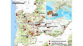 Foto de Técnicas de explotación aplicadas tradicionalmente en la minería de W-Sn del Oeste de la Península Ibérica