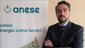 Foto de Carlos Ballesteros, nuevo director de Anese