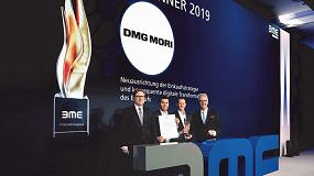 Foto de DMG MORI recibe el premio a la innovación BME 2019