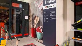 Foto de Infersa Industrial crece con la apertura de una ferretería doméstica Cadena88