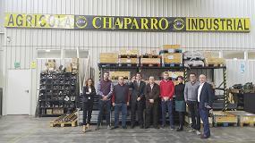 """Foto de """"Chaparro Agrícola e Industrial nació como negocio familiar y es un referente en el sector"""""""