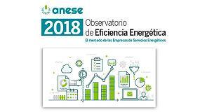 Foto de Anese presenta su nueva edición del 'Observatorio de Eficiencia Energética'