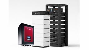 Foto de Inversor híbrido de Ingeteam compatible con las baterías de alta tensión de Pylontech