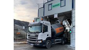 Foto de Las cajas automáticas Allison ofrecen comodidad en la conducción para el transporte de hormigón