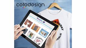 """Foto de Roland DG: """"Cotodesign ofrece a los clientes una experiencia exclusiva en la tienda"""""""