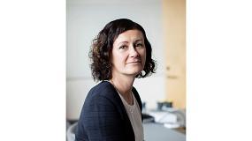 Foto de Helena Hedblom, nueva presidenta y CEO de Epiroc