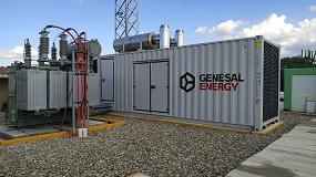 Foto de Genesal Energy diseña un grupo electrógeno para combatir huracanes en un parque eólico de la República Dominicana