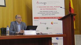 Foto de Alfonso Díez, nuevo coordinador del Comité de Fabricantes de Productos de Pasiva de Tecnifuego