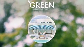 Foto de Sauleda presenta Green, el primer textil solar ecológico del mercado
