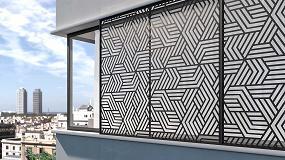 Foto de Thermia presenta PM40 decor, una serie de protección solar decorativa