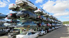 Foto de Desguaces Eduardo amplía su capacidad de almacenamiento con estanterías Ohra