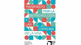 """Foto de Asebio: """"La biotecnología salva vidas, combate el hambre y consigue energía limpia para el planeta"""""""