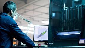 Foto de BCN3D presenta en el stand de Sicnova Metalmadrid la impresora 3D BCN3D Epsilon