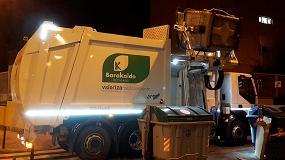 Foto de Valoriza Medioambiente escoge a GeesinkNorba para su nuevo contrato de RSUs en Barakaldo