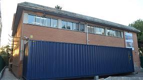 Foto de Ursa colabora con el proyecto Blue Containers, una propuesta educativa de economía circular