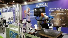 Foto de Eurecat presenta un robot con visión artificial para imprimir circuitos electrónicos y sensores