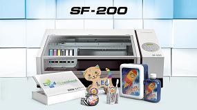 Foto de Roland DG lanza la SF-200 para la personalización de artículos sensibles, incluidos juguetes infantiles