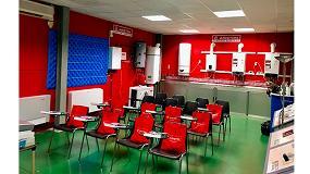 Foto de Nuevo centro de formación en Sevilla de Ariston