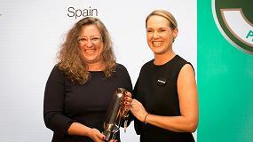 Foto de Virospack gana el premio a la mejor innovación en packaging para belleza 2019 en Cosmoprof
