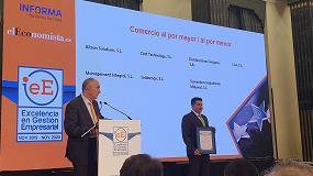 Foto de Altran recibe la certificación por Excelencia en la Gestión empresarial