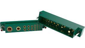 Foto de IEH presenta su nueva Serie HBH de conectores híbridos con contacto hiperboloide