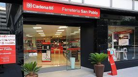 Foto de Ferretería San Pablo inaugura en A Coruña su primera ferretería Cadena88