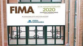 Foto de El 18 de diciembre se conocerán las novedades técnicas premiadas de FIMA 2020