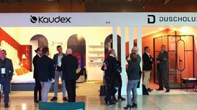 Foto de La recreación de Duscholux y Kaudex inspirada en el surrealismo minimalista y geométrico, un éxito en Interihotel