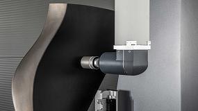 Foto de La nueva MMC Leitz Reference BX de Hexagon agiliza la medición de álabes y fibra de vidrio hasta en un 50%
