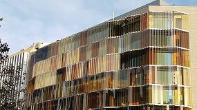 Foto de Vidresif participa en la reforma del Barcelona City Centre Campus de EADA