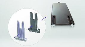 Foto de Innomia utiliza la tecnología EOS para optimizar la fabricación de componentes de automoción