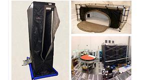 Foto de Schielded Tents, tiendas portátiles para mediciones de EMC