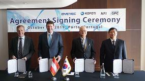 Foto de Primer Congreso Global de Fibras de Dornbirn en Asia