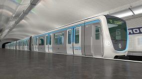 Foto de Bombardier renovará los metros de Île-de-France en consorcio con Alstom