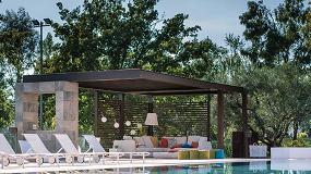 Foto de KE crea una nueva zona relax en una villa de Atina