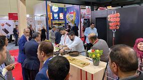 Foto de Provacuno participa en la feria Food África en El Cairo