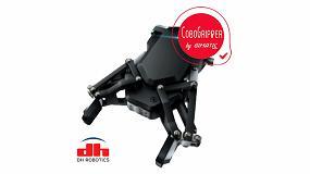 Foto de Gimatic Iberia comercializa las pinzas robóticas adaptativas de DH Robotics