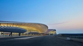 Foto de La iluminación es clave en el nuevo aeropuerto más grande del mundo