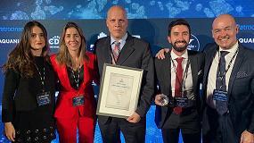 Foto de Acciona, ganadora del premio Aerce 'El Diamante de Compras 2019' en la categoría de Mejor Estrategia