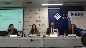 Foto de La Aee presenta el Estudio Macroeconómico del Impacto del Sector Eólico en España