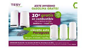 Foto de Nueva promoción de Tesy: regalo de combustible por la compra de termos Bellislimo y Modeco