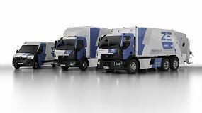 Foto de Renault Trucks en el COP25: eficiencia y electro-movilidad del transporte