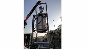 Foto de Instalaciones de hidrogenación industriales y piloto