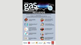 Foto de Agremia promueve la prevención de la seguridad en las instalaciones de gas entre las personas mayores