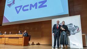 Foto de CMZ, nuevo Premio Empresa Bizkaia 2019 de Confebask